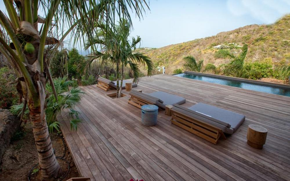 Coco Rock Villa on St. Barts